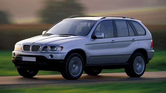 BMW X5 Jeep slide image